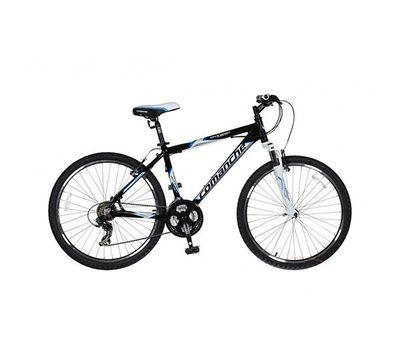 """Велосипед Comanche Ontario Sport M N Черный-синий (рама 19""""), фото 1"""
