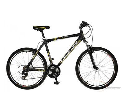 """Велосипед Comanche Ontario Sport M N Черный-желтый (рама 17""""), фото 1"""