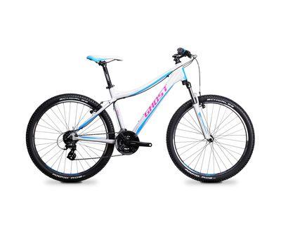 Велосипед Ghost Miss 1100 white/pink/blue RH52 2014, фото 1