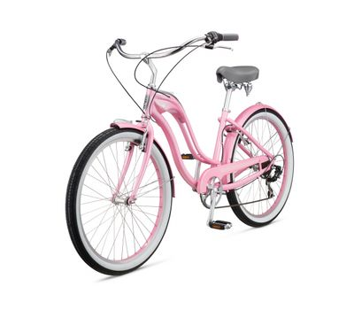 "Велосипед 26"" Schwinn Hollywood Women pink 2017 (SKD-66-22), фото 1"