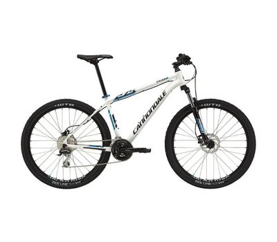 "Рама Cannondale TRAIL 6 27.5"" рама - XS белая 2015 (FRA-89-24), фото 1"