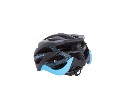 Шлем Green Cycle New Alleycat для города/шоссе черно-синий матовый, фото 2
