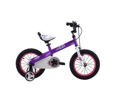 """Велосипед RoyalBaby Honey 12"""", фиолетовый, фото 1"""