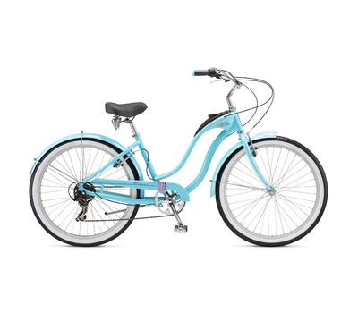 "Велосипед 26"" Schwinn Hollywood Women blue 2017 (SKD-07-48), фото 1"
