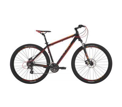 """Велосипед 29"""" Pride Rebel 9.2 рама - 17"""" черный/красный/оранжевый 2017 (SKD-23-49), фото 1"""