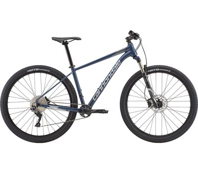 "Велосипед 27,5"" Cannondale Trail 4 рама - M SLA серо-синий 2018 (SKD-40-12), фото 1"