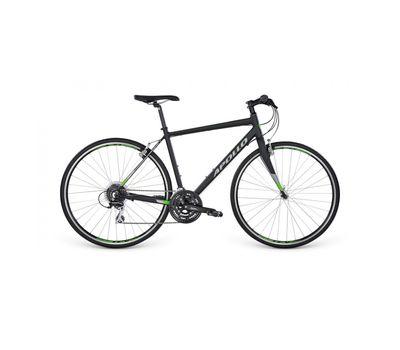 "Велосипед 28"" Apollo Exceed 20 рама - L Matte Black/Matte Silver/Matte Green 2017 (SKD-44-85), фото 1"