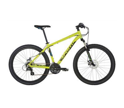 "Велосипед 27,5"" Apollo Aspire 20 рама - L Gloss Lime/Gloss Black/Gloss Blue 2017 (SKD-97-37), фото 1"