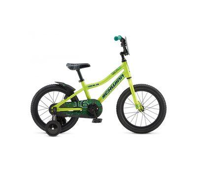 """Велосипед 16"""" Schwinn Gremlin boys зелёный 2017 (SKD-57-43), фото 1"""