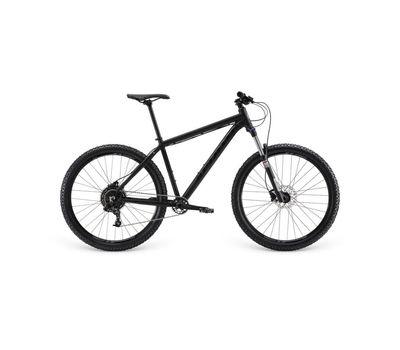 "Велосипед 27,5"" Apollo Aspire 40 рама - L Matte Black/Gloss Black 2017 (SKD-79-62), фото 1"