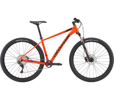 "Велосипед 29"" Cannondale Trail 3 рама - L ARD красный 2018 (SKD-28-31), фото 1"