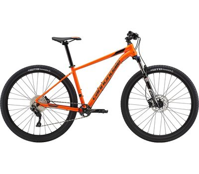 "Велосипед 27,5"" Cannondale Trail 5 рама - M ORG оранжевый 2018 (SKD-89-62), фото 1"