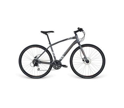 "Велосипед 28"" Apollo Trace 30 рама - M Matte Charcoal/Matte Silver/Matte Orange 2017 (SKD-49-50), фото 1"