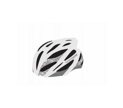 Шлем Green Cycle New Alleycat для города/шоссе бело-серый матовый, фото 1