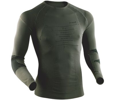 Термофутболка X-Bionic Combat Energizer Shirt Long Sleeves E122 (O20203), фото 1