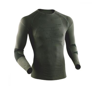 Термофутболка X-Bionic Energizer Combat Shirt Long Sleeves E122 (I20203), фото 1
