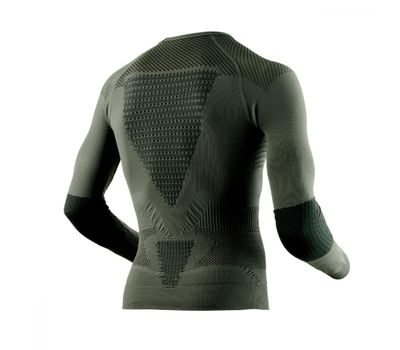Термофутболка X-Bionic Energizer Combat Shirt Long Sleeves E122 (I20203), фото 2