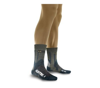 Термоноски X-Socks Hunting Short E017 (X020033), фото 1