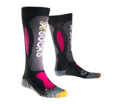 Термоноски X-Socks Ski Carving Silver Lady B117 (X20357), фото 1