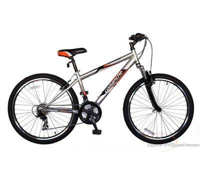 """Велосипед Comanche Ontario Серебристый (рама 15""""), фото 1"""