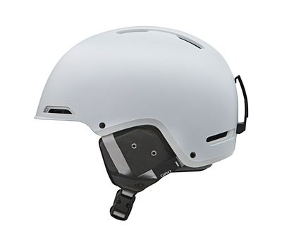 Шлем горнолыжный Giro Battle Matte White, фото 1