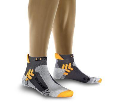 Термоноски X-Socks Run Performance G000 Anthracite (X020039), фото 1