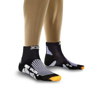 Термоноски X-Socks Nordic Walking X01 Black (X20207), фото 1