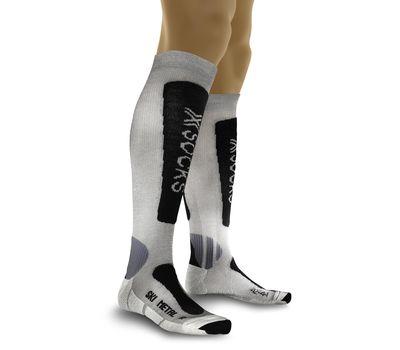 Термоноски X-Socks Ski Metal Xitanit XI8 Silver/Anthracite (X20295), фото 1