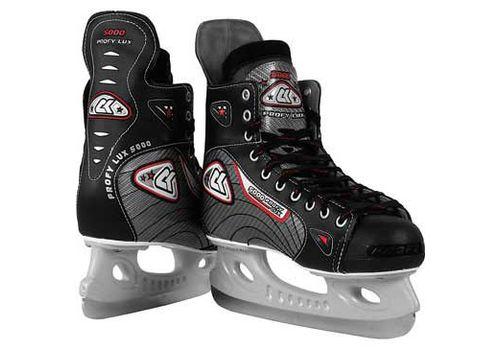 Коньки хоккейные CK Profy Lux 5000 / размер 36, фото 1