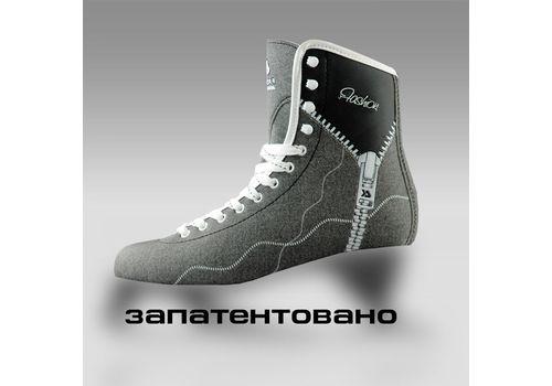 Фигурные коньки CK Fashion Jeans Black, фото 1