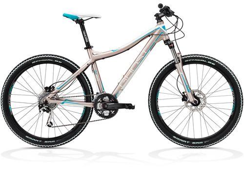 Велосипед Ghost Miss 3000 light grey/white/petrol RH52 2013, фото 1