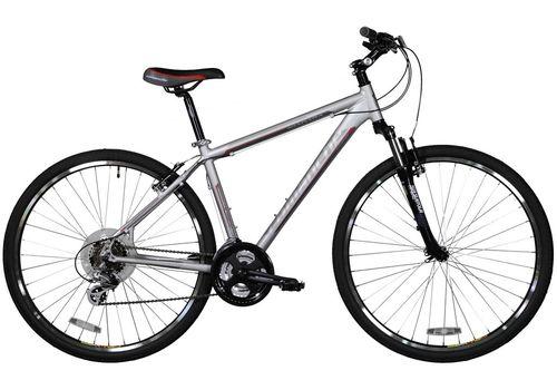 Велосипед Comanche Niagara Cross Серебристый, фото 1