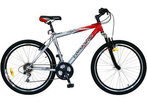 Велосипед Comanche Prairie Красный-серебристый, фото 1