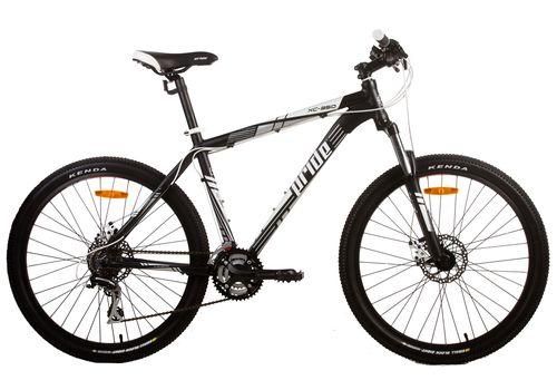 "Велосипед 26"" Pride XC-350 MD 2013 черн-бел (диск механ), фото 1"