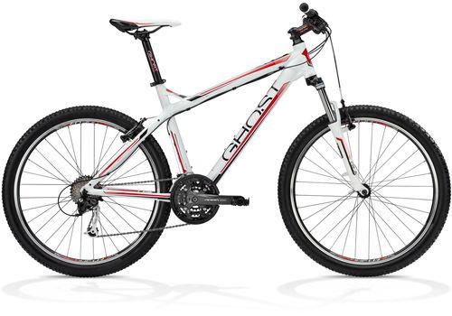 Велосипед Ghost SE 1800 white/black/red RH40 2013, фото 1