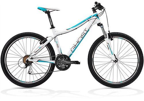 Велосипед Ghost Miss 1800 white/brown/petrol RH52 2013, фото 1