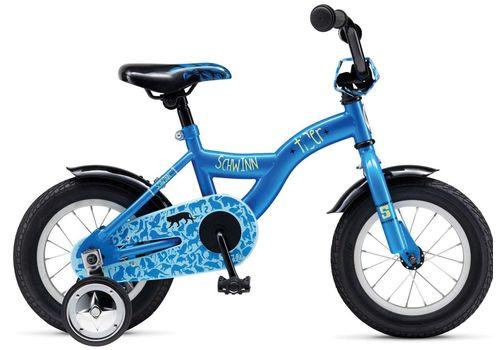 """Велосипед 12"""" Schwinn Tiger Boys WNR AL 2013 blue, фото 1"""