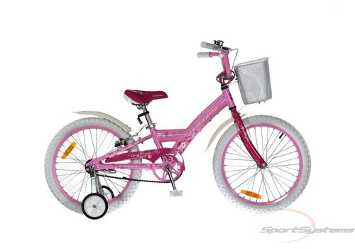 Велосипед Comanche Florida Fly W20 Розовый, фото 1