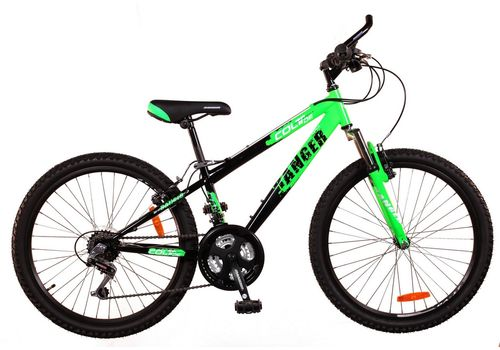 Велосипед Ranger Colt De Зеленый-черный, фото 1