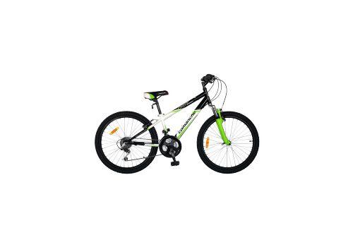 Велосипед Comanche Pony Черный-белый-зеленый, фото 1