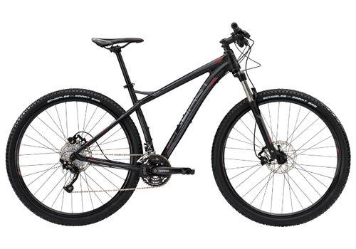 Велосипед Ghost SE 2950 black/grey/red RH44 2013, фото 1