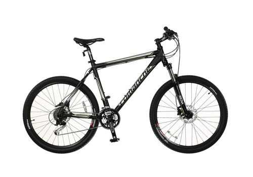 "Велосипед Comanche Orinoco Comp Чорний (рама 19""), фото 1"