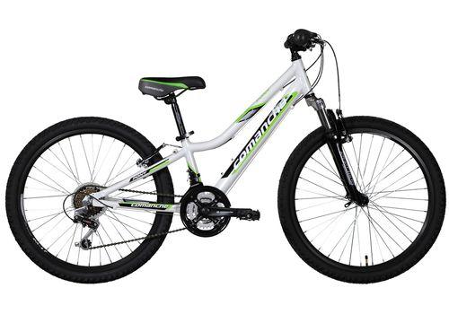 Велосипед Comanche Pony Comp Белый-зеленый, фото 1