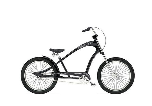 "Велосипед 26"" Electra Ghostrider 3i (Alloy) Men's black, фото 1"