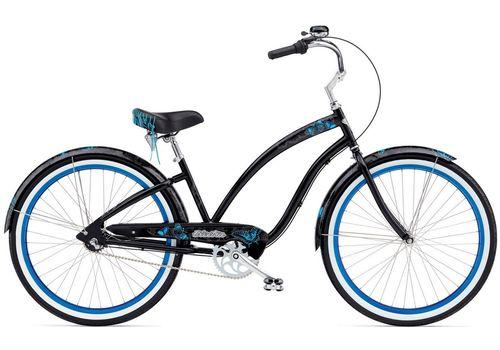 """Велосипед 26"""" Electra Mariposa 3i Ladie black, фото 1"""