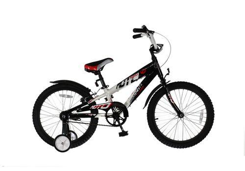 Велосипед Comanche Moto W20 Черный-белый, фото 1
