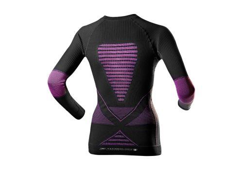 Женская термофутболка X-Bionic Evo Lady Shirt Long Sleeves Roundneck (I20217), фото 1