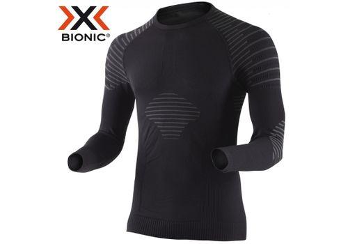 Мужская термофутболка X-Bionic Invent Man Shirt Long Sleeves Roundneck (I20270), фото 1