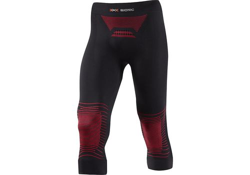 Мужские термоштаны X-Bionic Energizer MK2 Man Pants Medium B102 (X60) Black / Red (I20280), фото 1