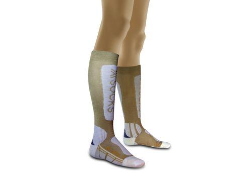 Термошкарпетки X-Socks Ski Metal Lady XL1 Gold/White (X20309), фото 1